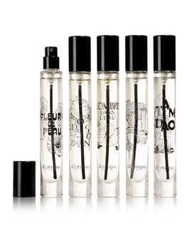 Légende Du Nord Eau De Parfum Discovery Set, 5 X 7.5ml by Diptyque