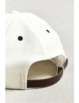 Ebbets Field Flannels Kansas Katz Strapback Hat by Ebbets Field Flannels