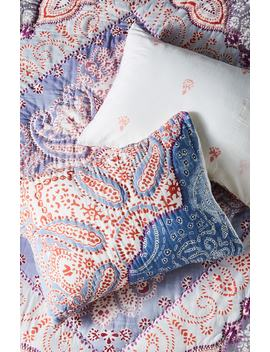 Lumia Set Of 2 Shams by Anthropologie