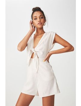 Sunset Playsuit by Supre