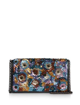 Coach 1941 Sequin Foldover Clutch by Coach