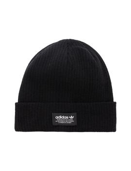 Originals Ribbed Beanie Hat by Adidas