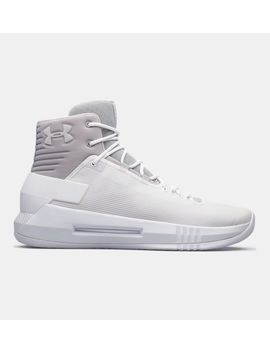 Ua Icon Drive 4 Mid Men's Custom Basketball Shoes by Under Armour