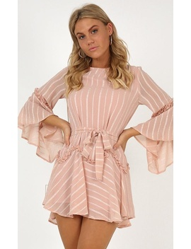 Another Love Dress In Blush by Showpo Fashion