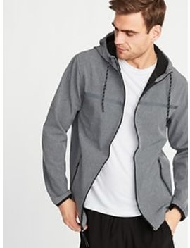 Hooded Performance Jacket For Men by Old Navy