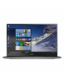 "Dell Xps 13 9360 13.3"" Full Hd Anti Glare Infinity Edge Display (Non Touch) Laptop   Silver, Intel Core I5 8250 U, 8 Gb Lpddr3 1866, 256 Gb Solid State Drive Ssd by Dell"