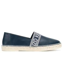 Branded Espadrilles by Kenzo