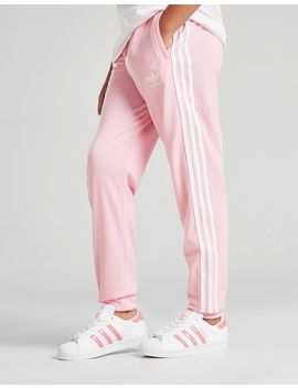 Adidas Originals Girls' Superstar Track Pants Junior by Adidas Originals