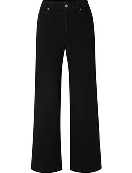 Charlotte High Rise Wide Leg Jeans by Eve Denim