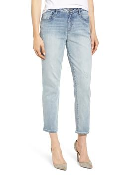Flex Ellent Slim Straight Leg Jeans by Wit & Wisdom