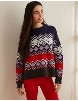 Aerie Cable Knit Sweater by American Eagle Outfitters