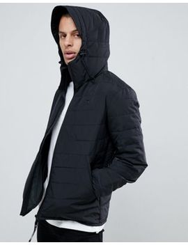 G Star Attacc Padded Jacket In Black by G Star