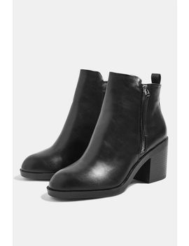Brittney Ankle Boots by Topshop