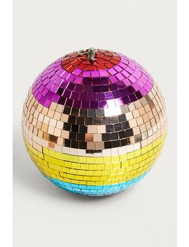 Xl Disco Ball Decoration by Urban Outfitters