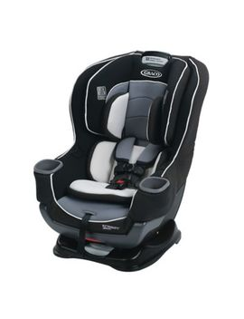 Graco® Extend2 Fit™ Convertible Car Seat With Rapid Remove™ Cover In Grey by Graco