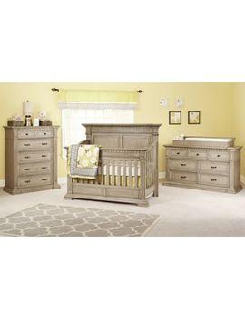 Kingsley Venetian Nursery Furniture Collection In Driftwood by Kingsley
