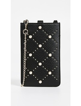 Pearl Phone Sleeve Cross Body Bag by Kate Spade New York