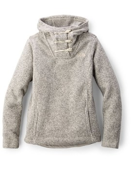 The North Face   Crescent Hooded Fleece Pullover   Women's by The North Face