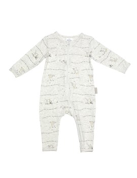 Layette Printed Coverall(0000 1 Y) by Disney