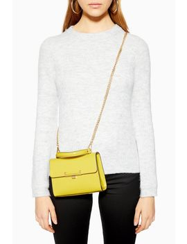Marissa Patent Mini Bag by Topshop