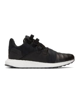 Black Kozoko Low Sneakers by Y 3