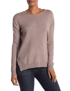 Long Sleeve Crew Neck Sweater by Philosophy Apparel