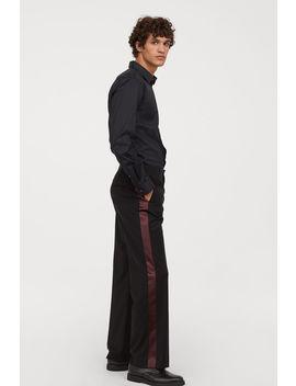 Tuxedo Pants by H&M