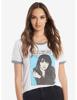 90210 Brenda No Friends Womens Tee by Box Lunch