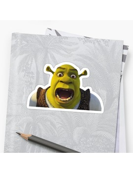 Shrek by Phan Trash Off