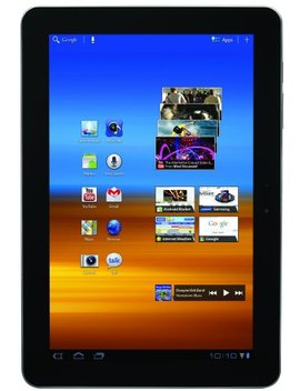 Samsung Galaxy Tab (10.1 Inch, 32 Gb, Wi Fi) Gt P7510 Mavxab Tablet by Samsung