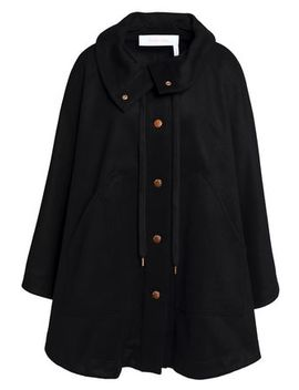 Wool Blend Cape by See By ChloÉ