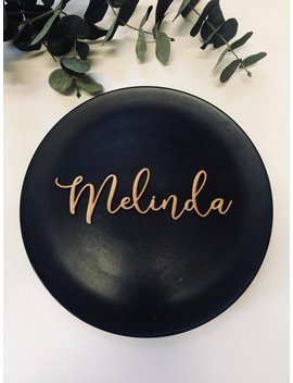 Laser Cut Wooden Name Place Cards Names Wedding Events Parties Timber Personalized  Guest Custom Wedding Signs Acrylic Seating Chart Lazer by Etsy