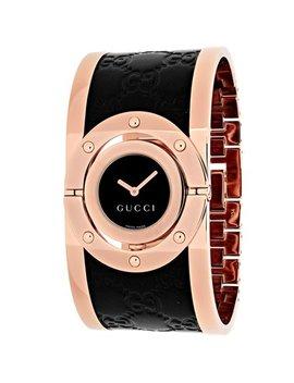 Gucci Women's Twirl Watch Quartz Sapphire Crystal Ya112438 by Gucci