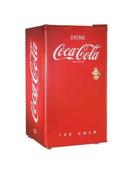 Nostalgia Coca Cola Mini Refrigerator   Red 0826774091 by Nostalgia Electrics