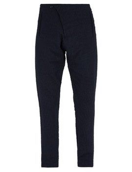 The Teo Striped Trousers by Arjé