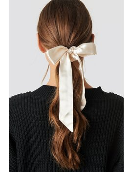 Ribbon Scrunchies (2 Pack) by Na Kd Accessories