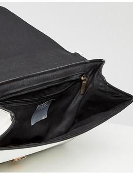 Asos Design – Schultertasche Mit Perlenbesetztem Riemen by Asos