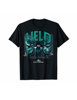 Marvel Thor Ragnarok Hela Deceiving Hands Reach Out T Shirt by Marvel