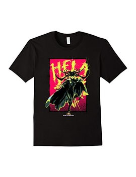 Marvel Thor Ragnarok Hela Evil Of Asgard T Shirt by Marvel