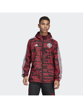 Manchester United Windbreaker by Adidas