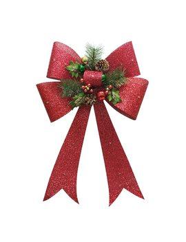 St. Nicholas Square® Light Up Bow Christmas Wall Decor by St. Nicholas Square