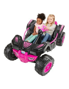 Power Wheels Desert Racer   Pink by Power Wheels