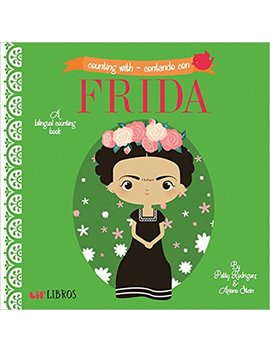 Counting With  Contando Con Frida (English And Spanish Edition) by Patty Rodriguez