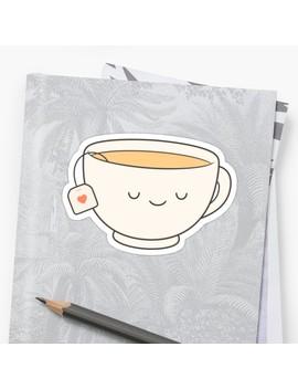 Teacup by Kimvervuurt