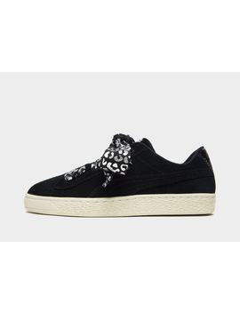 Puma Suede Heart Lux Junior by Puma