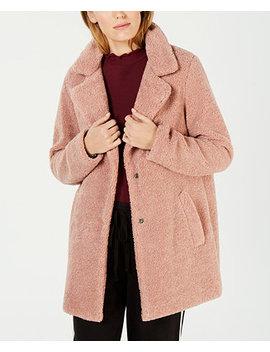 Teddy Sherpa Coat by Lucky Brand