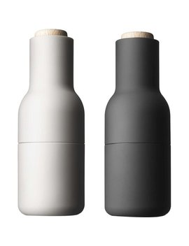 Menu Small Bottle Salt And Pepper Shaker Set & Reviews .Ca by Menu
