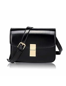 Olyphy Designer Crossbody Bag Purse For Women, Box Shoulder Bag Vintage Crossbody Wallet by Olyphy