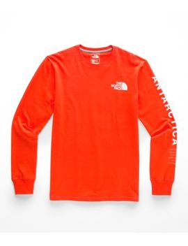 Unisex Long Sleeve Antarctica Collectors Heavyweight Tee by The North Face
