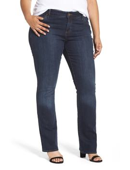Natalie High Waist Bootcut Jeans by Kut From The Kloth